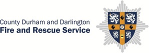 Durham and Darlington Fire and Rescue Service Logo